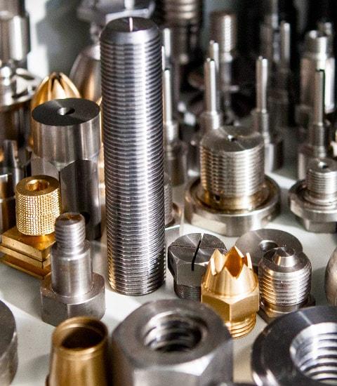 Prodotti meccanici di precisione