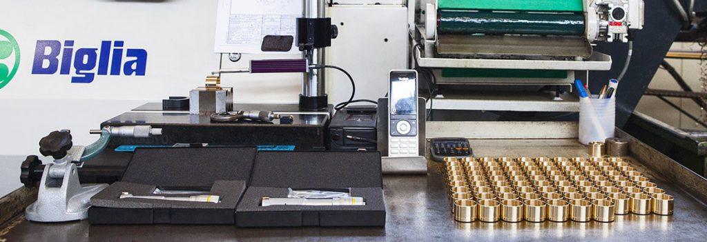 I nostri prodotti meccanici di precisione
